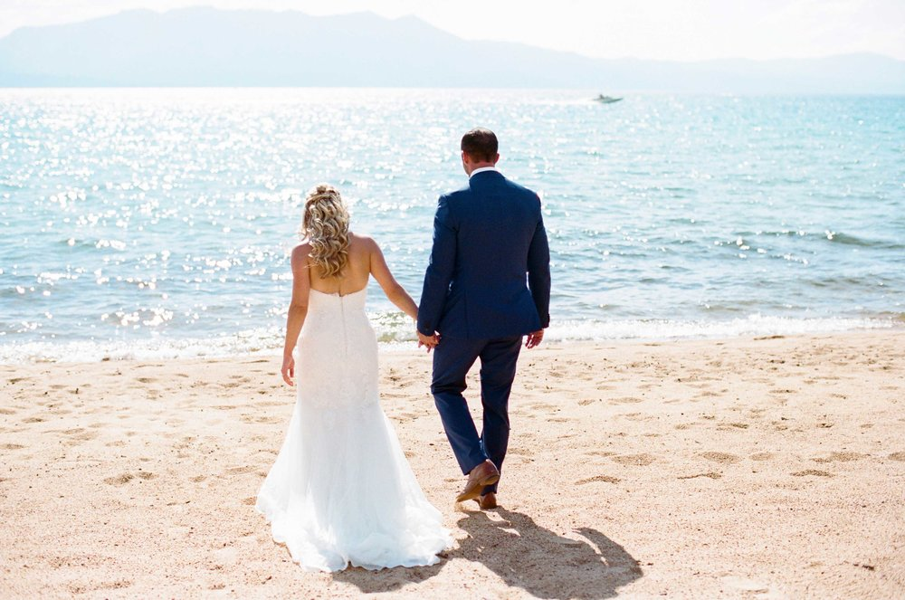The Edgewood in Lake Tahoe Wedding