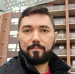 - Matchellon Pinheiro - B.Sc, M.Sc.geology consultantMatchellon has a Bachelor in Geology from Federal University of Rio Grande do Norte (UFRN), Brazil (2014). He is currently enrolled in a Master Degree program at UFRN, working with Mineral Chemistry and Geochemistry of igneous rocks. He is also Geology and Mining Technician with 6 years of experience in the Oil Industry working for Petrobras SA. He has recently joined Vektore to work with the borehole image analysis unit and the vSBI™ software.