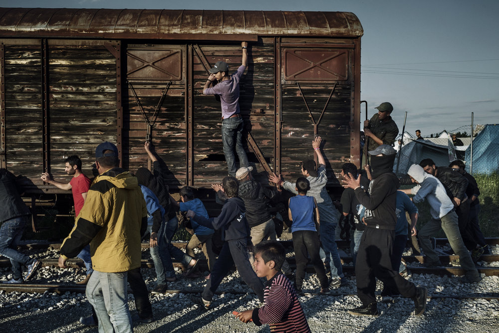 Platform: Zero - Refugees crisis in Greece