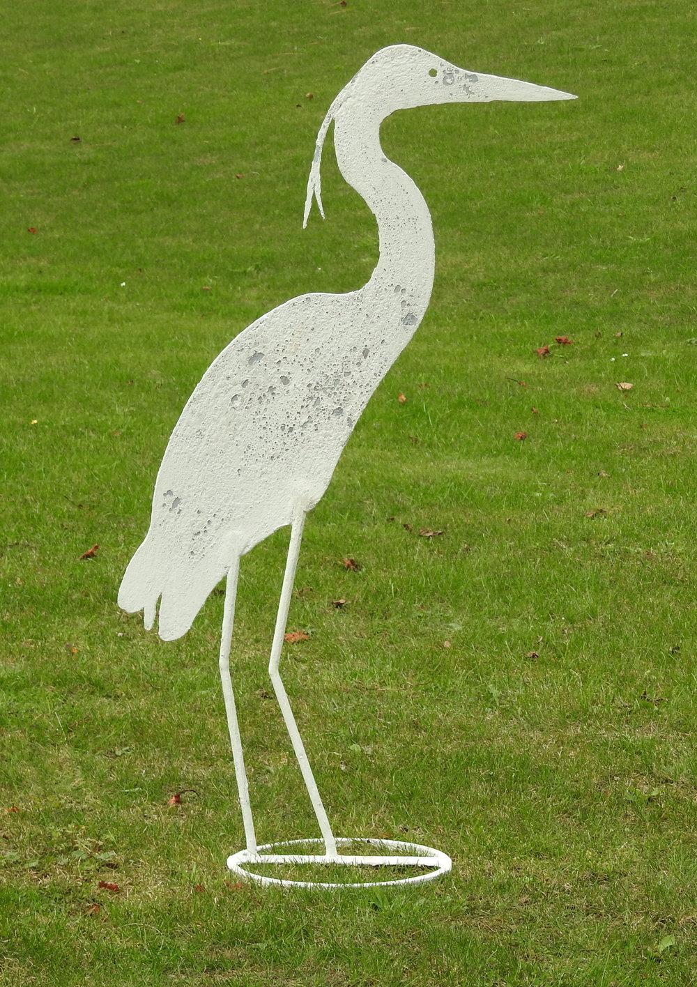Heron - £145 - 70 x 56cm