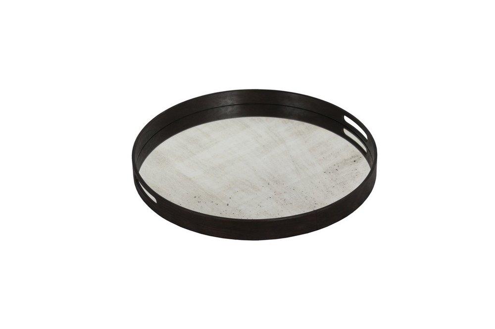 Lightly Aged small mirror tray - £117 - 48 x 48cm