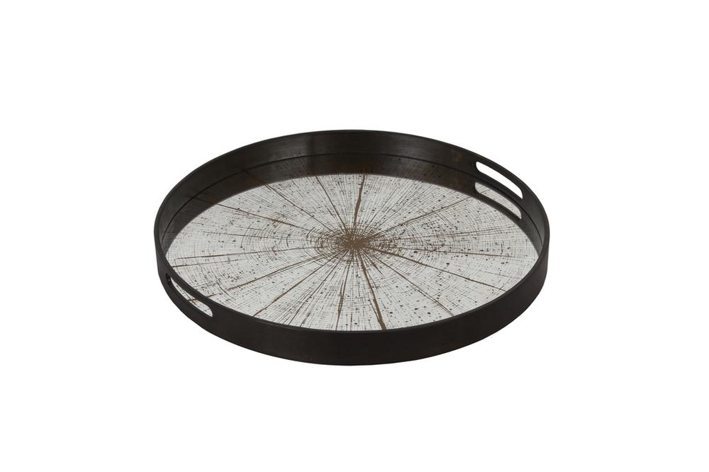 Slice small mirror tray - £117 - 48 x 48cm