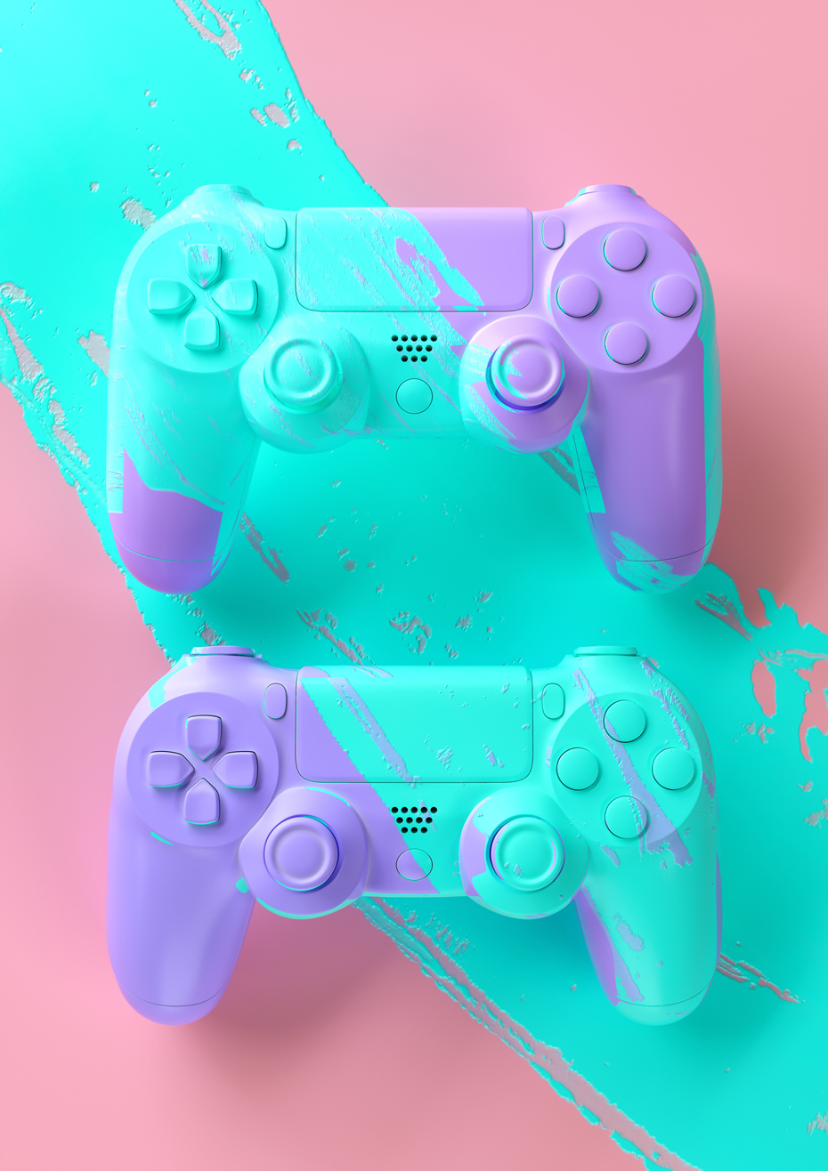 PaintedObjectArt_PS4Control.jpg