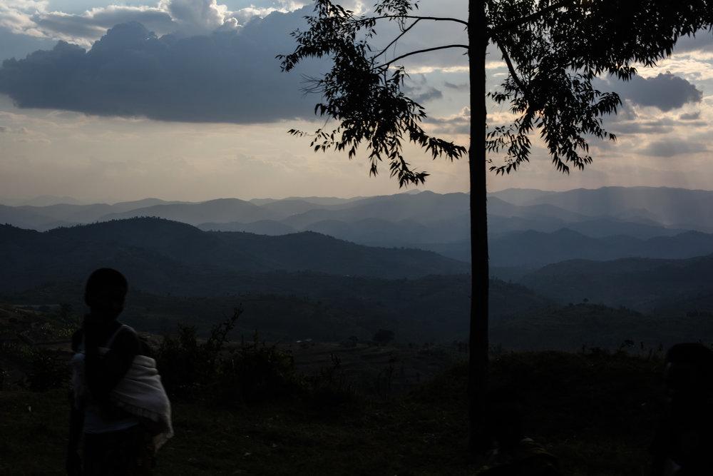 Gisenyi, Rwanda. 2014.