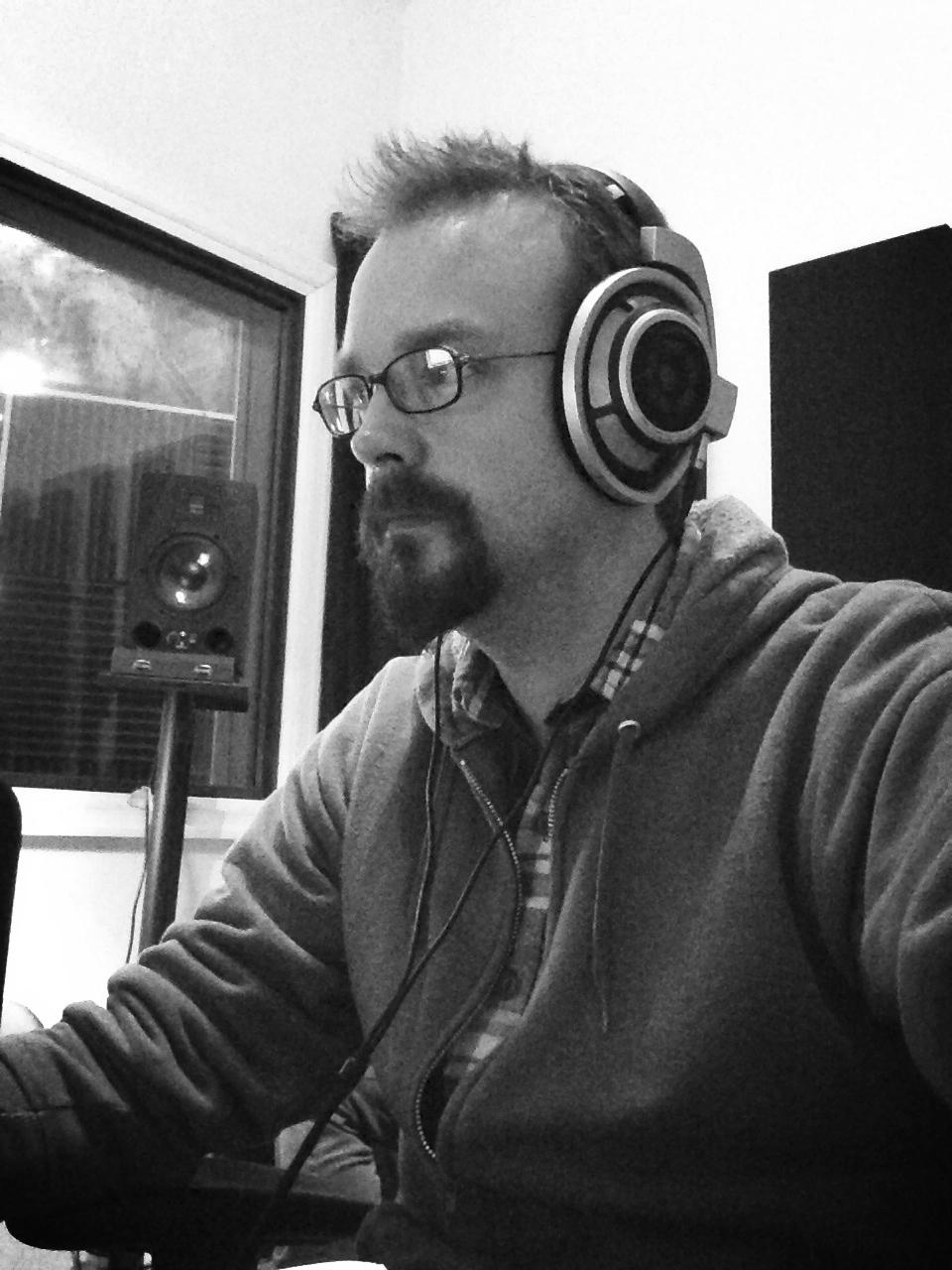 Dan Shores - Recording Engineer