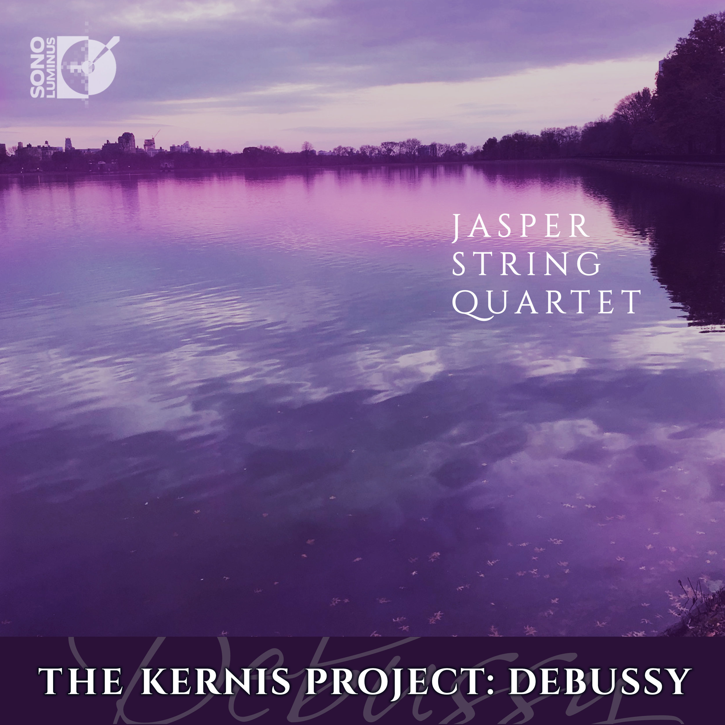 The Kernis Project: Debussy — Sono Luminus | Recording Studio & Record Label