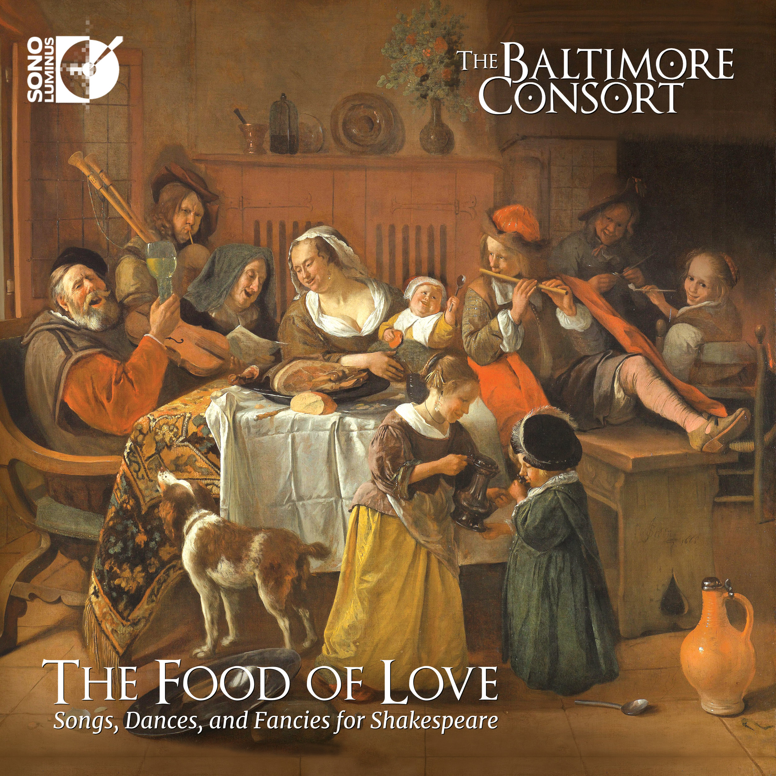 Image result for baltimore consort the food of love