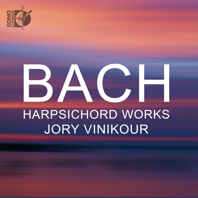 Amber Bach bach harpsichord works — sono luminus | recording studio & record label