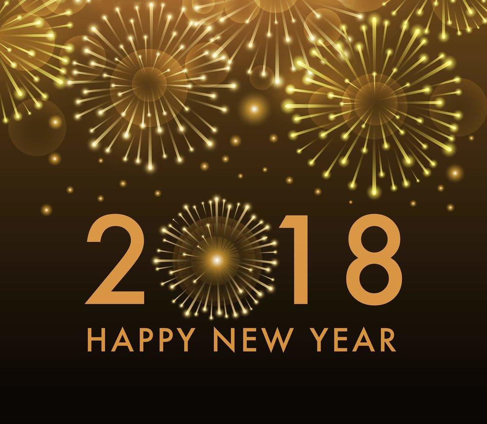 kryddadinresa 2018 nytt år
