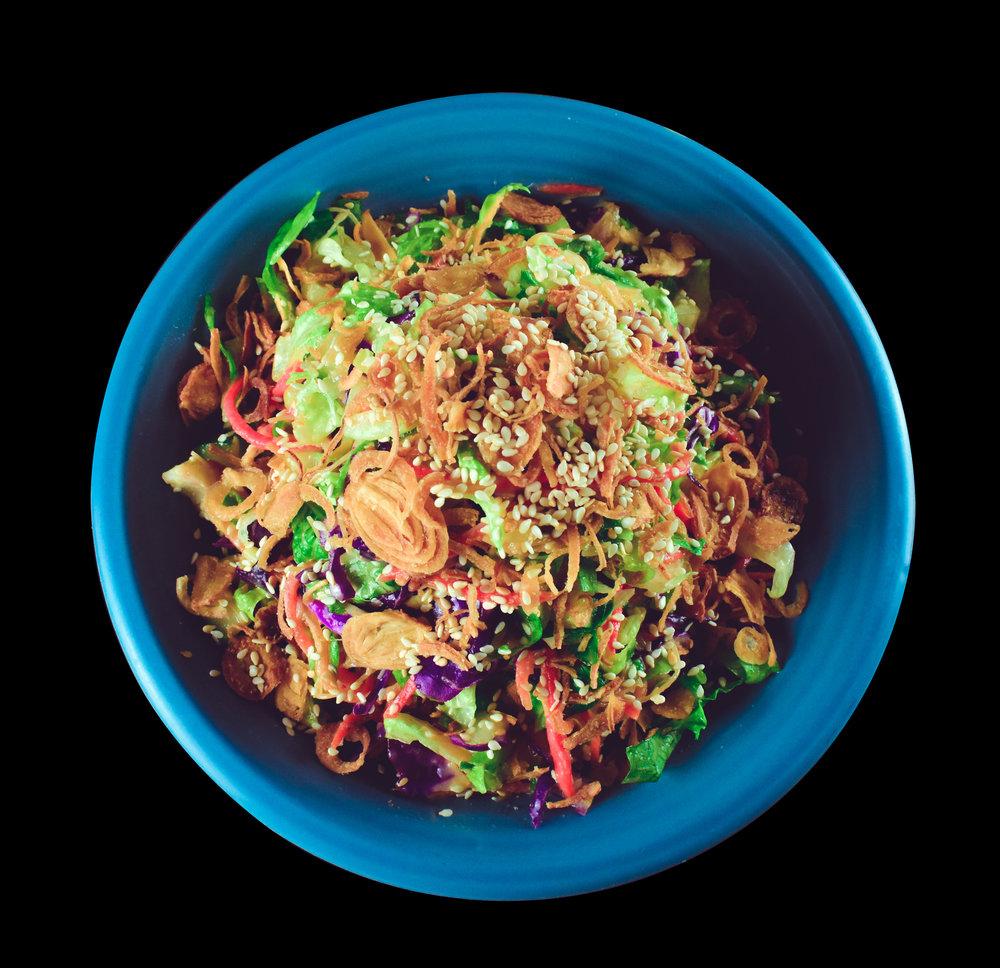Drunken Noodle Salad