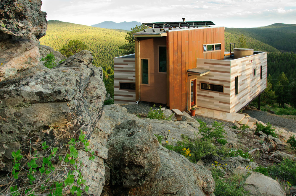Container House Modern Shipping Container Homed By Best Colorado