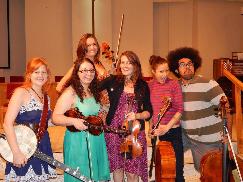 Mike Block String Camp | Apprentice