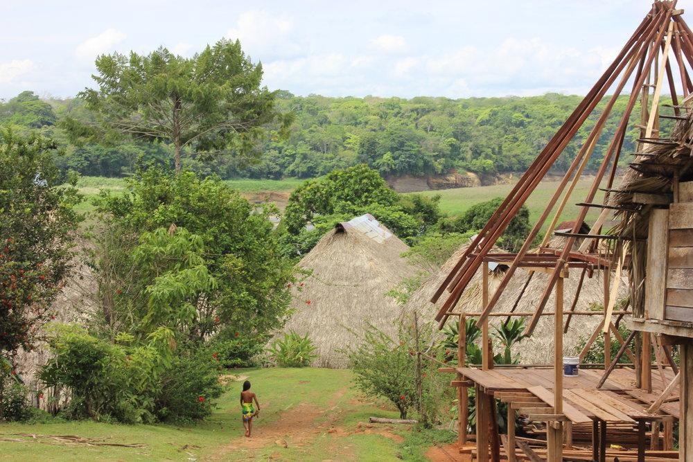Embera Village Panama