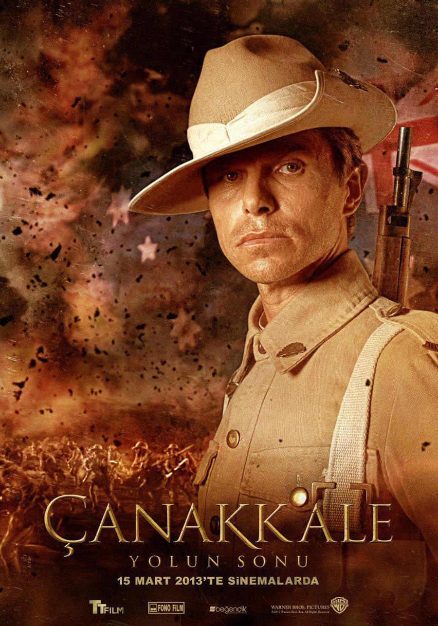 As William Eagle in  Gallipoli – The End Of The Road  – TT Film/Warner Brothers