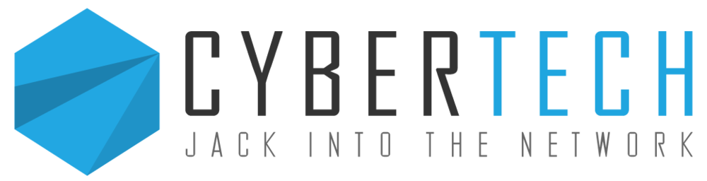 CyberTECH cybersecurity logo, San Diego firm