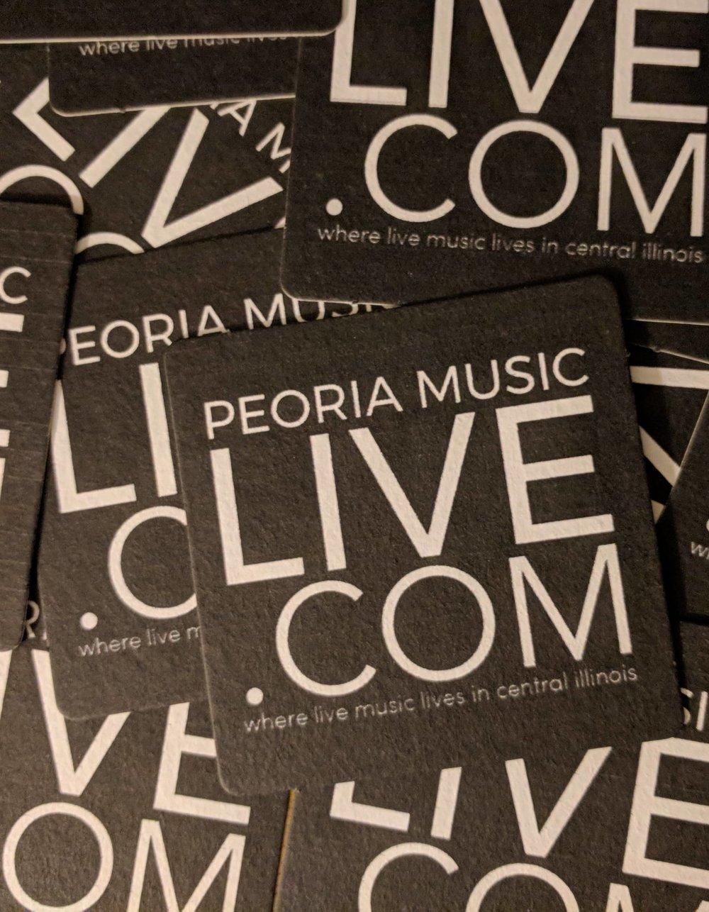 Peoria Music Live Coasters.jpg