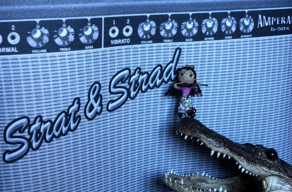 Strat & Strad