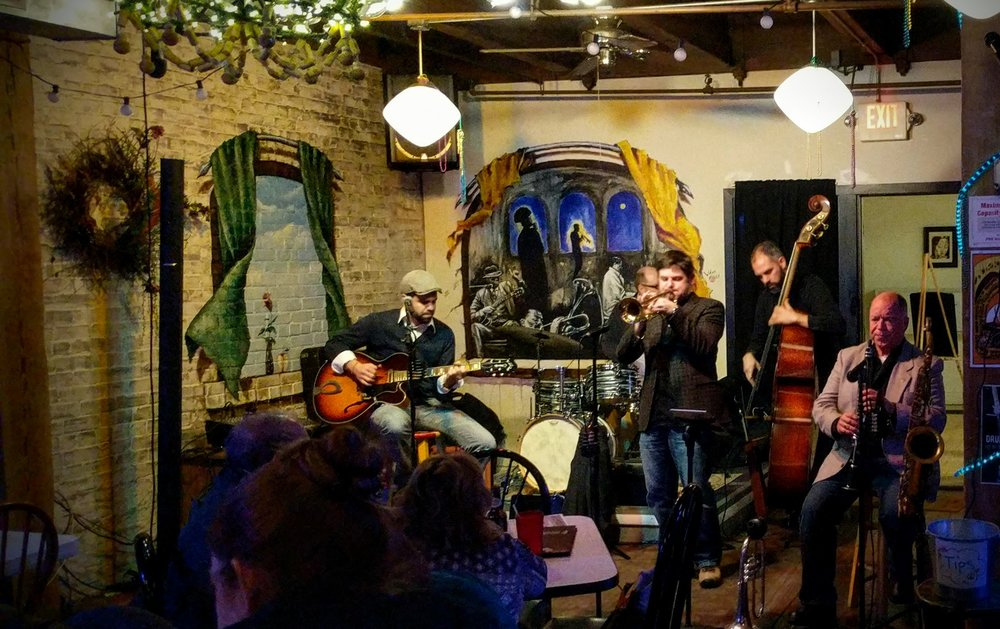 Nathan Taylor and Friends at Rhythm Kitchen