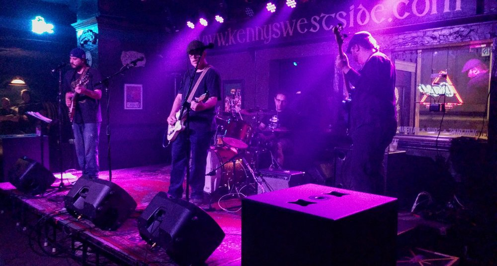 Easy Riders played the Summer Camp 2018 Preview at Kenny's Westside Pub Saturday Night