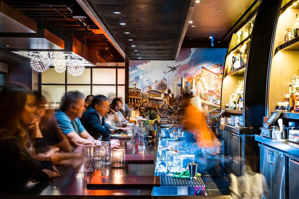 Bar area 1