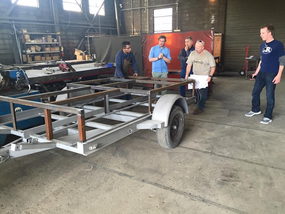 Manufacturing Standups
