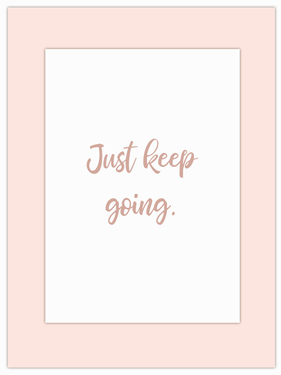 Let my Monday Muse motivate you throughout the week! - You've got this!
