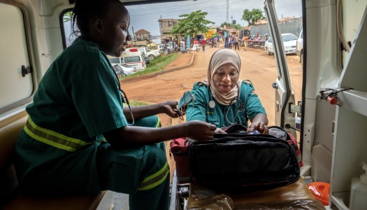 Ambulance Tracking Tool Helps Improve Coordination of Emergency Service Vehicles in Uganda