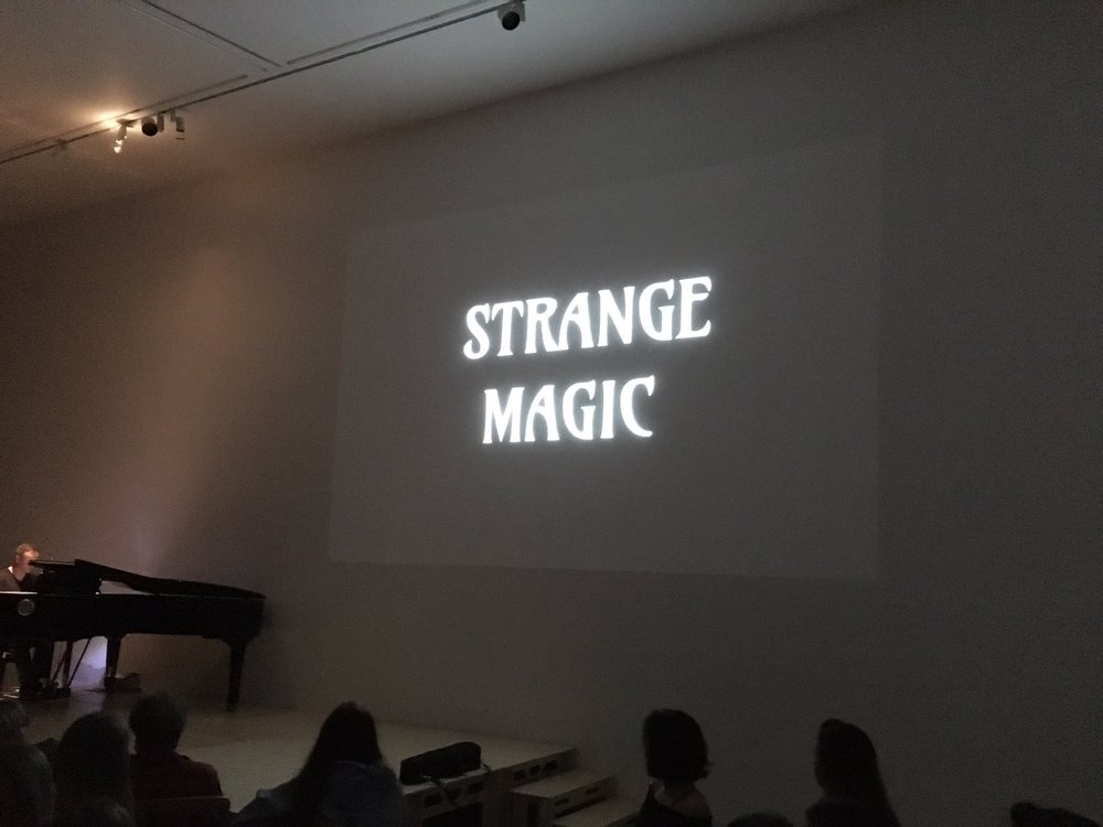 Strange Magic Screen