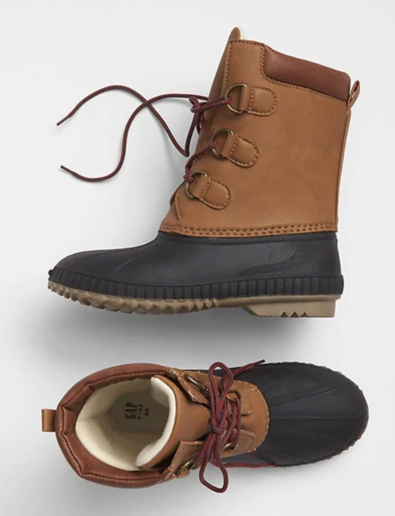 clutch buy for girls and boys for a winter and work boot combo. these are on my list for Maizie this season, while Finn is working with some hand-me downs that have stood the test of time!  product link