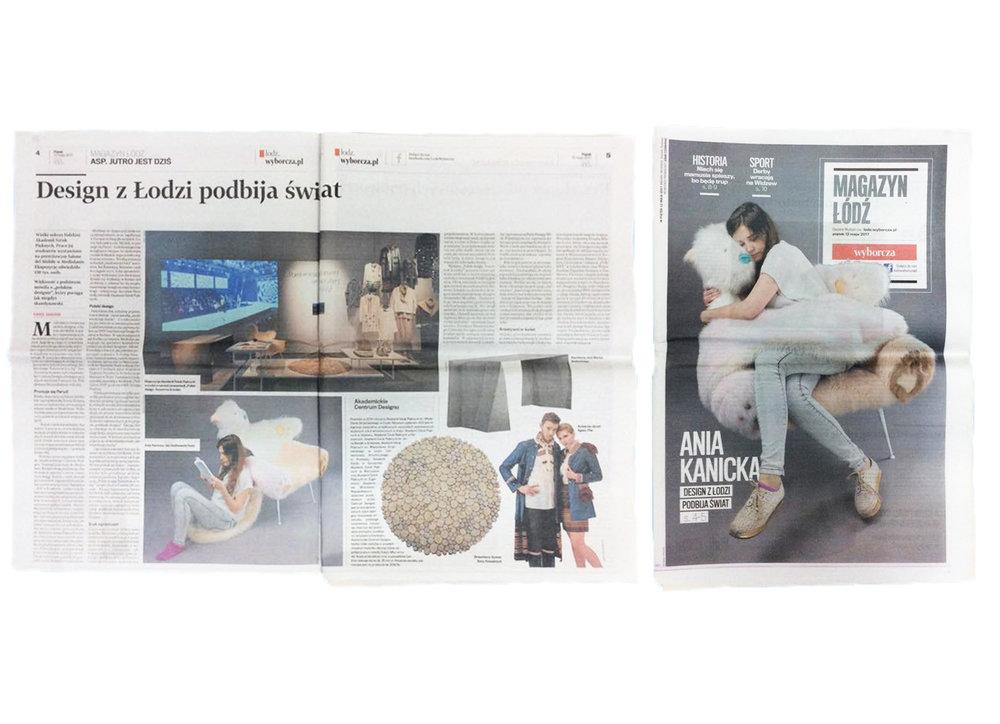 Magazyn Łódź - Gazeta WyborczaMai 2017