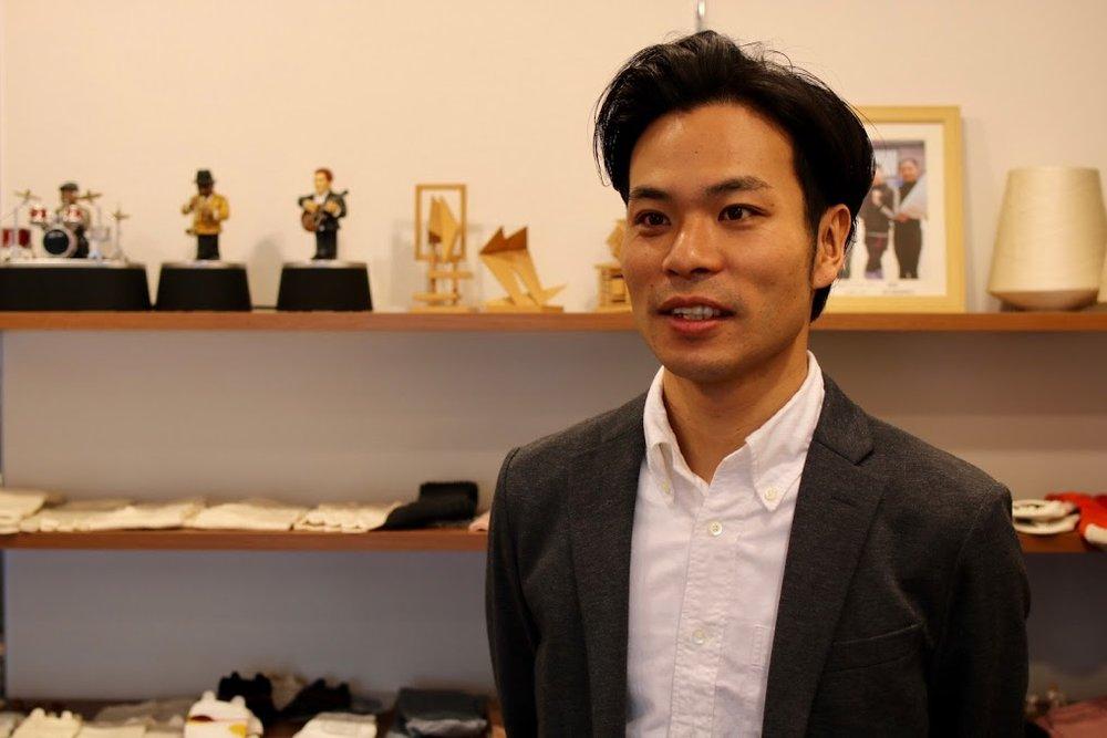 Isato Nishiguchi, Director