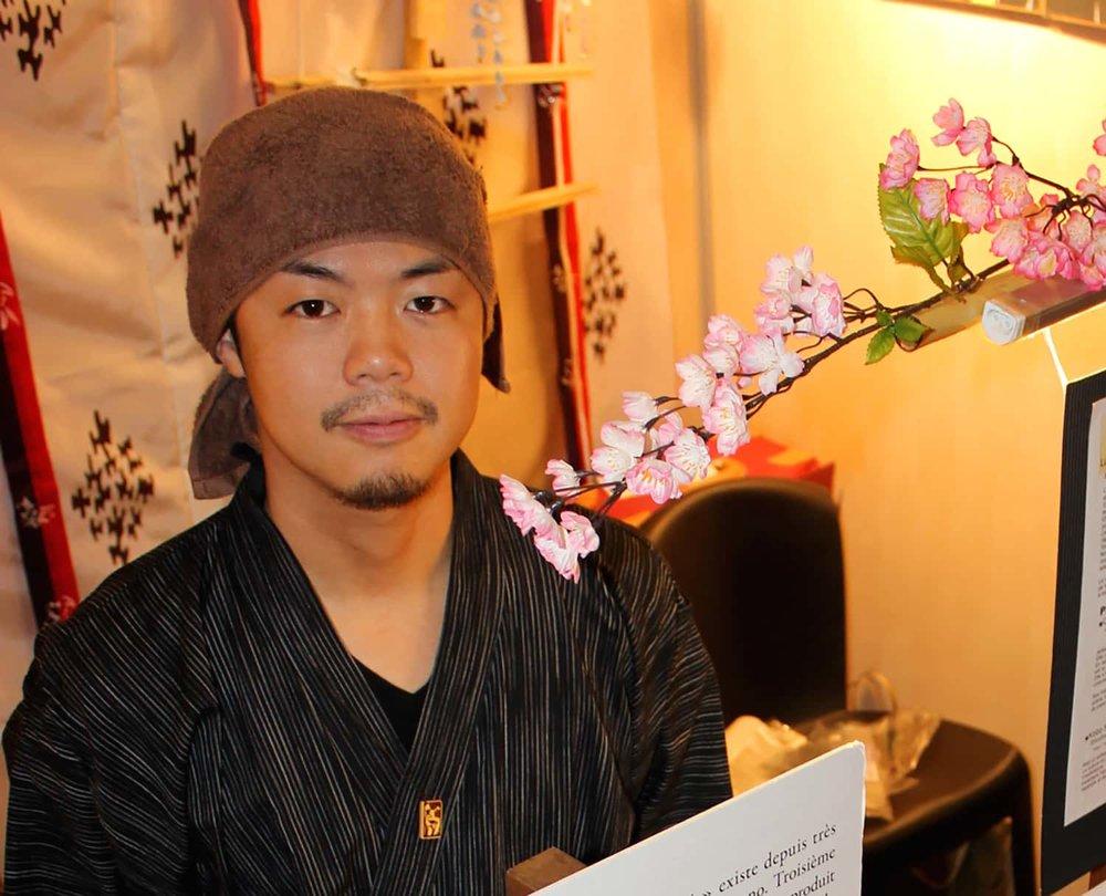 Masahira Furuhata, Designer of Kobo Furukawaya