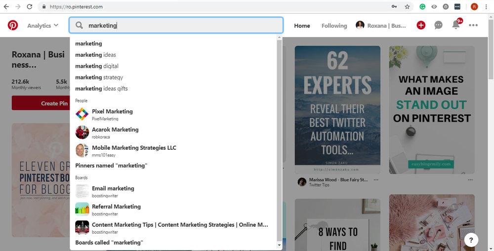 keyword research on Pinterest - marketing.jpg