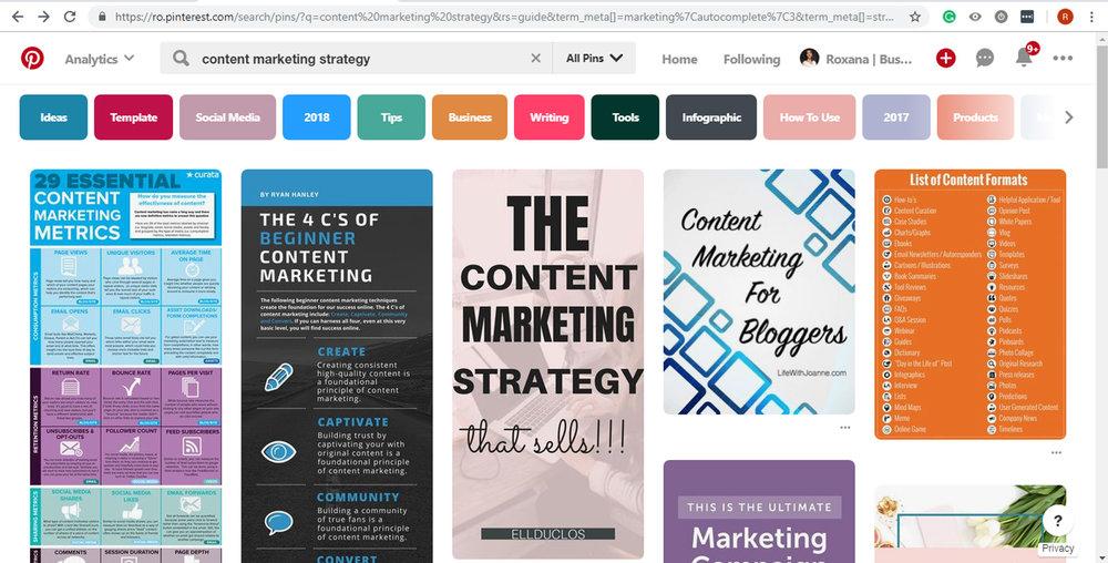 keyword research on Pinterest - content marketing strategy.jpg