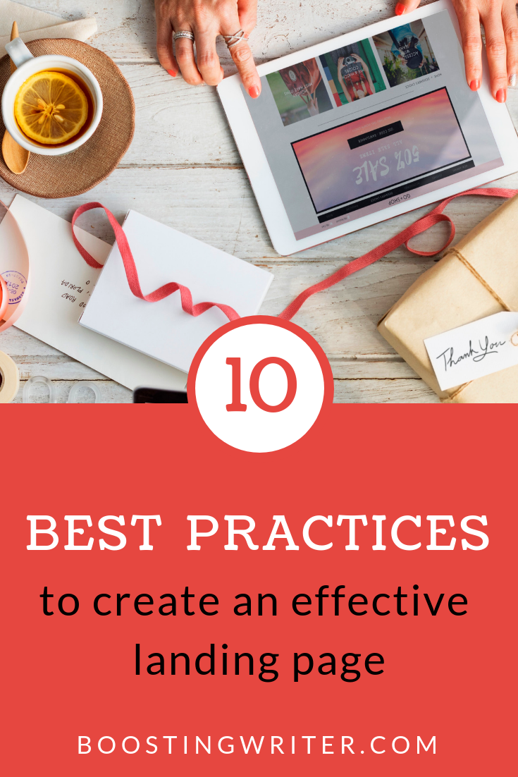 10 Best Practices For Creating An Effective Landing Page - pin 4.png
