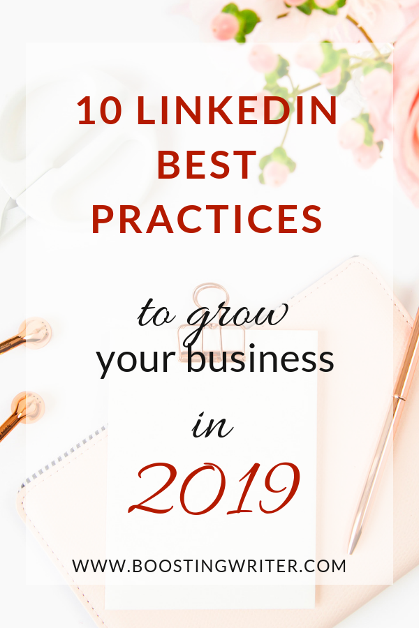 10 LinkedIn Best Practices to Grow your Business in 2019 - 1.png