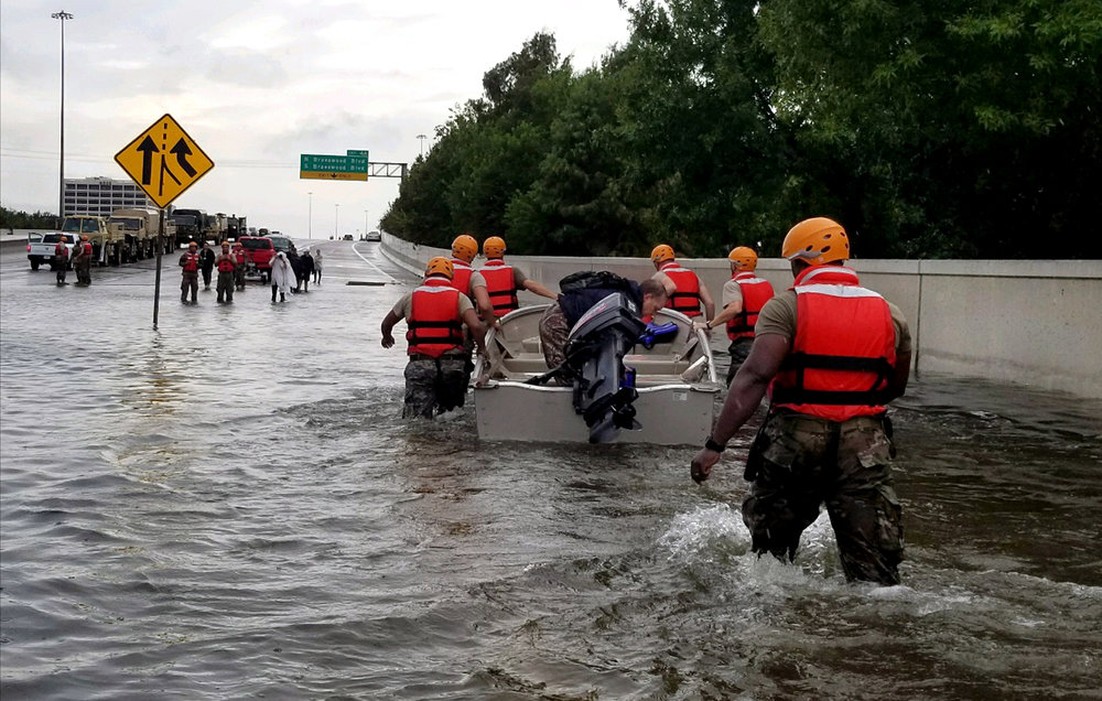 "HURRICANE HARVEY  - As New Orleanians, we deeply empathize with the survivors of Hurricane Harvey and are using our resources and efforts to ""Pay it Forward"" to our nearby neighbors in Southeast Texas and Southwest Louisiana. We are leading home gutting efforts in Port Arthur as well as coordinating volunteers in Lake Charles for continued recovery efforts. Click here to get involved!"