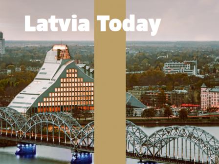 Learn about Latvia today