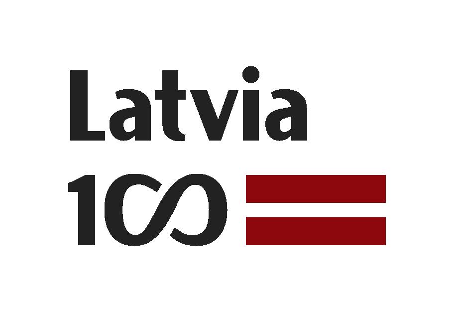 Latvians celebrate 100 !
