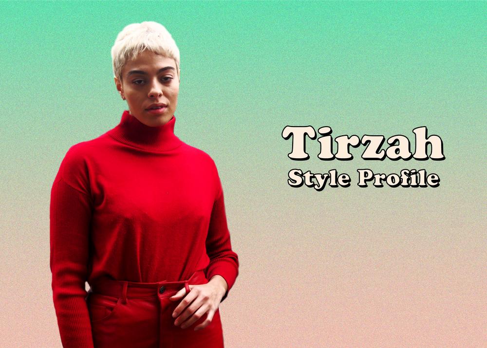 Tirzah aka @hailathena_