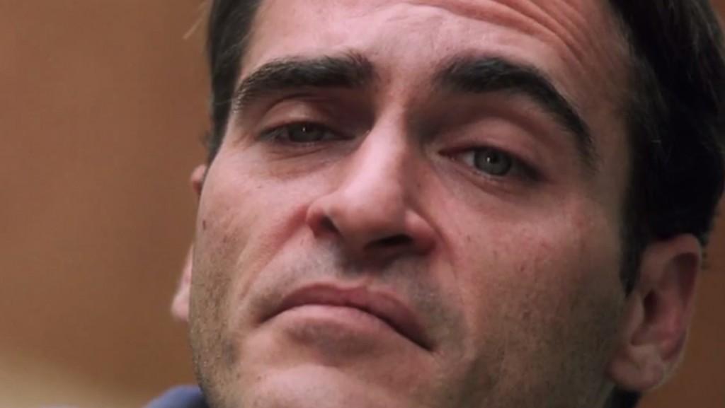 Freddie Quell (Joaquin Phoenix).