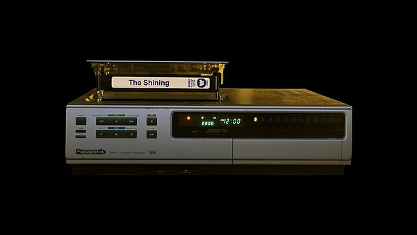 The interviewees featured in the film must have nearly worn out their tapes of The Shining.