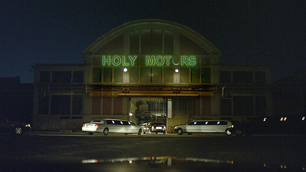 What is Holy Motors?