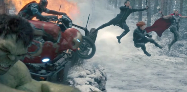 Review Avengers Age Of Ultron 2015 3 Brothers Film