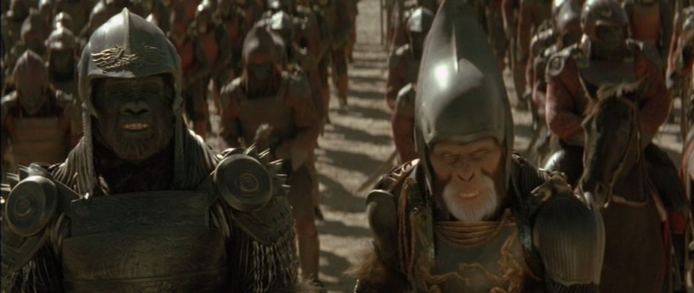 Planet Of The Apes Planet Of The Apes 2001 3 Brothers Film