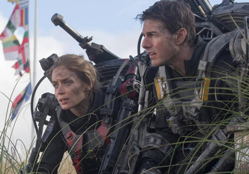 Review Edge Of Tomorrow 2014 3 Brothers Film