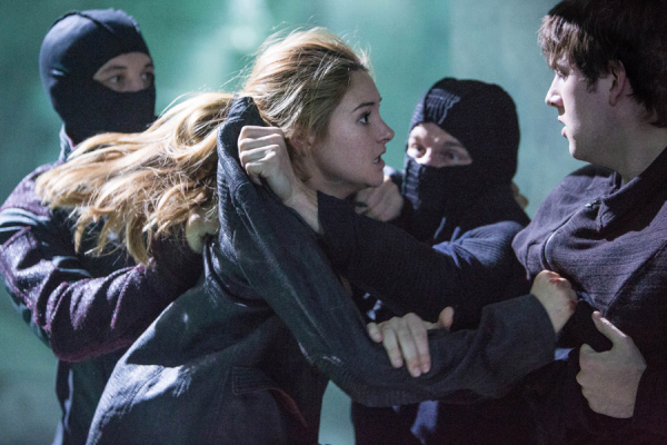 Review Divergent 2014 3 Brothers Film