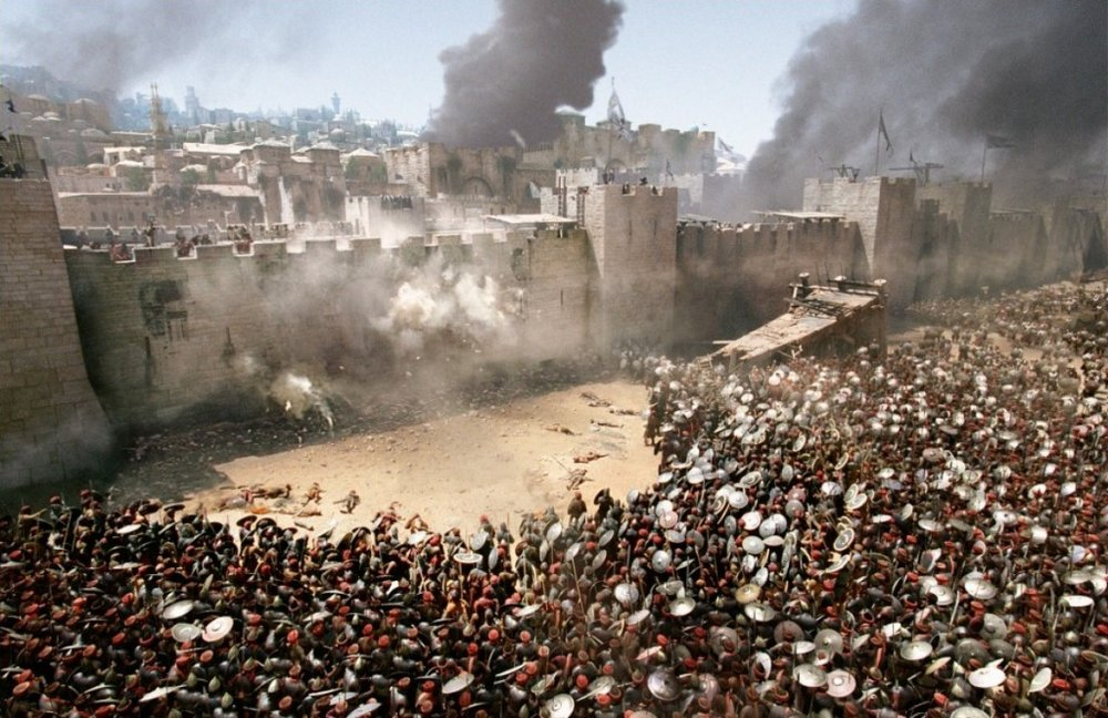 Medieval as Modern: The Historical Accuracy of Kingdom of Heaven — 3