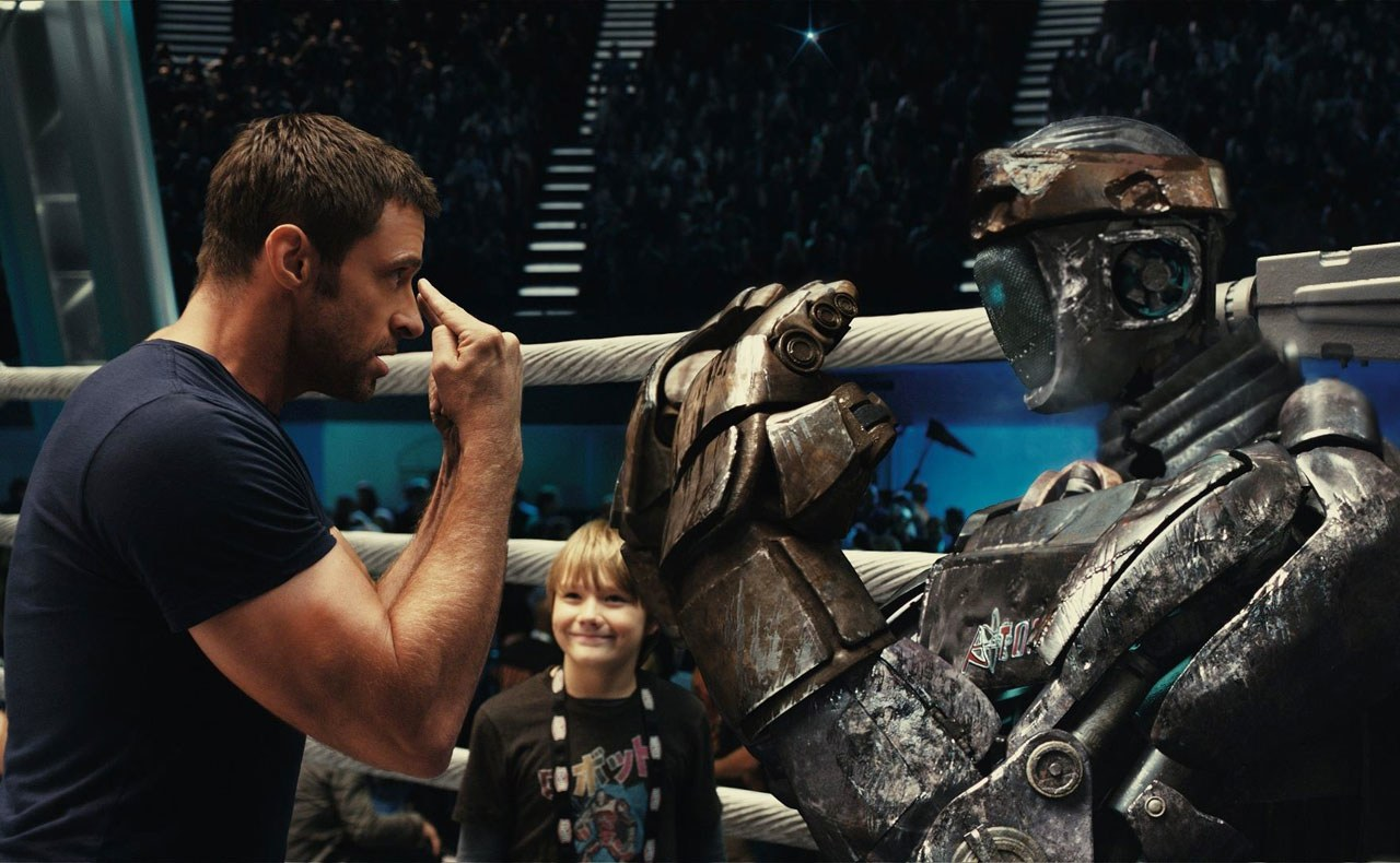 Review Real Steel 2011 3 Brothers Film