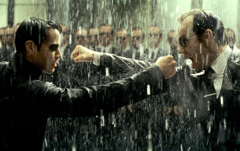 The Matrix The Matrix Revolutions 2003 3 Brothers Film